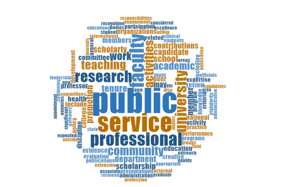 Public Dimensions of Scholarship