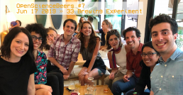 the seventh open science beers