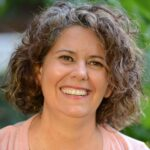 Michelle Riedlinger, Scholarly Communications Lab member